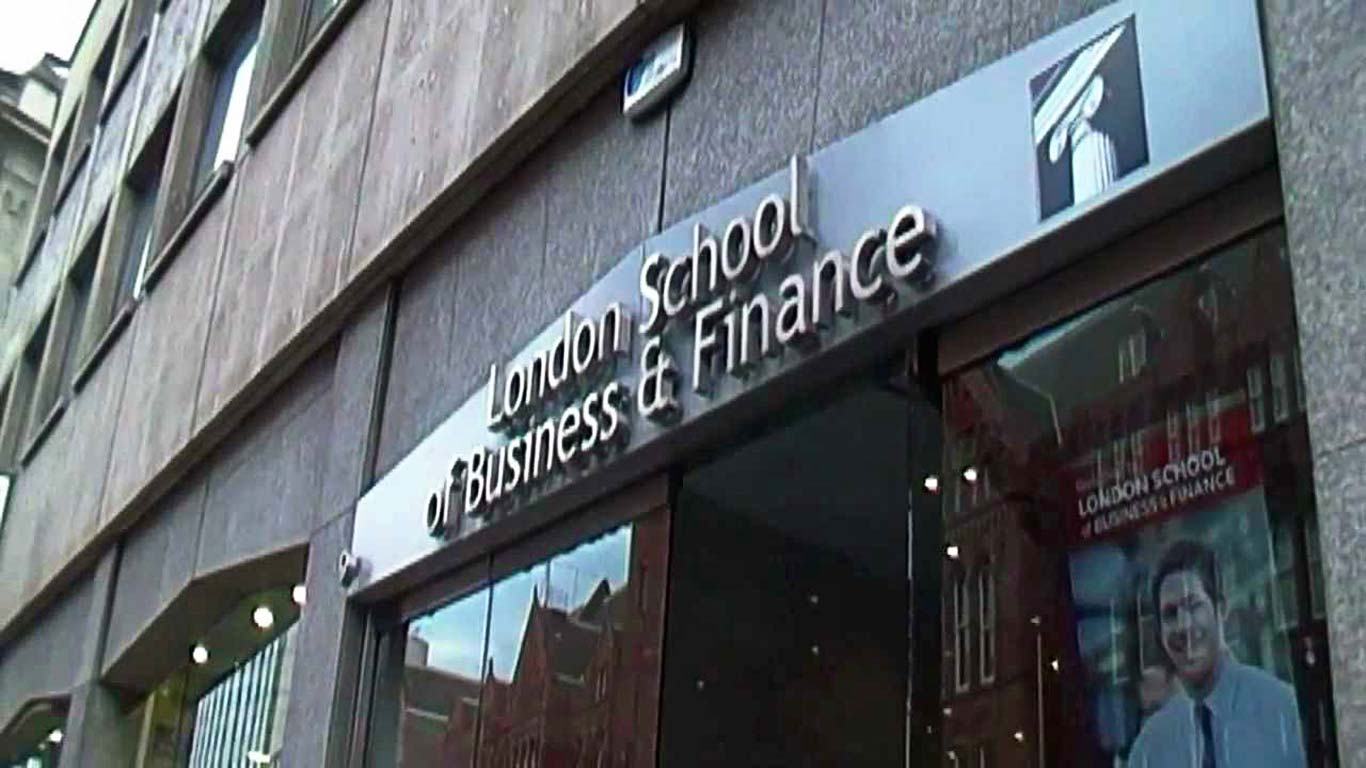 CURSOS LONDON SCHOOL OF BUSINESS AND FINANCE