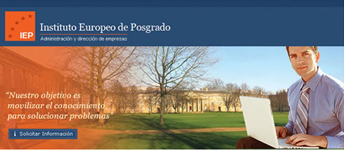 INSTITUTO EUROPEO DE POSGRADO IEP Foto 1