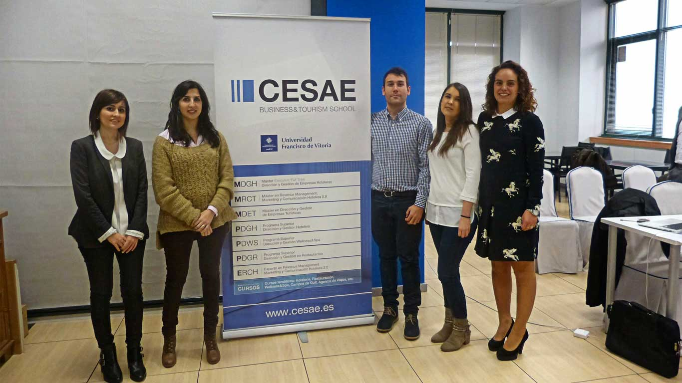 CURSOS UNIVERSIDAD FRANCISCO DE VITORIA-CESAE