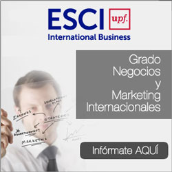 Grado Negocios y Marketing Internacionales ESCUELA SUPERIOR DE COMERCIO INTERNACIONAL ESCI