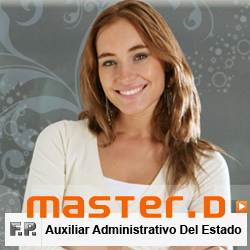 Oposiciones Auxiliar Administrativo Del Estado MASTER D