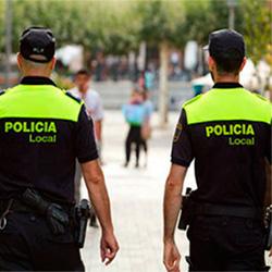 OPOSICIÓN POLICIA LOCAL