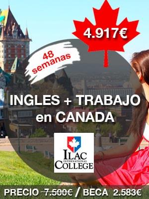 INGLES MAS TRABAJO EN CANADA