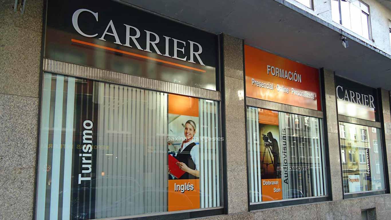 CURSOS CARRIER FORMACION