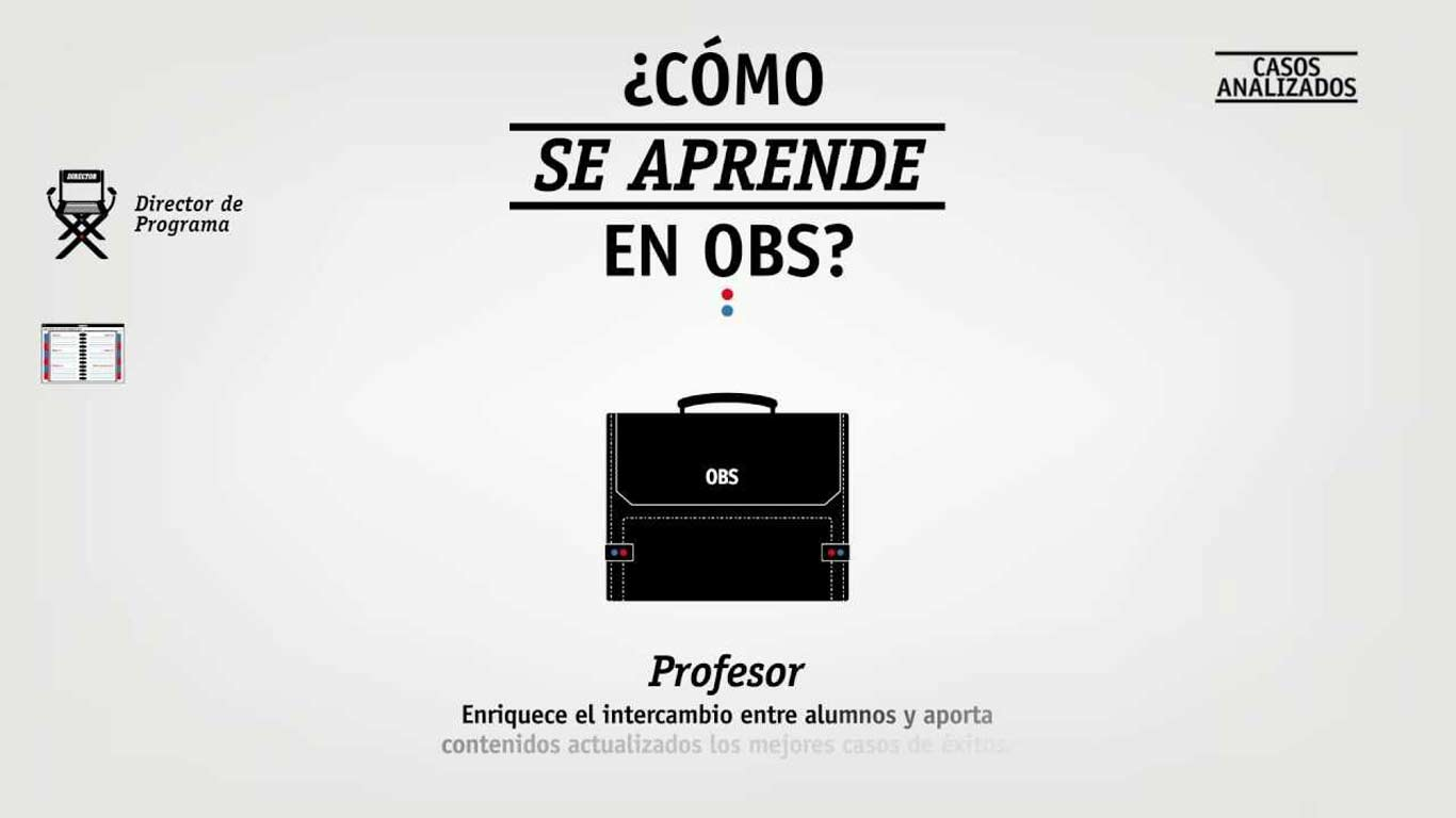 CURSOS OBS BUSINESS SCHOOL