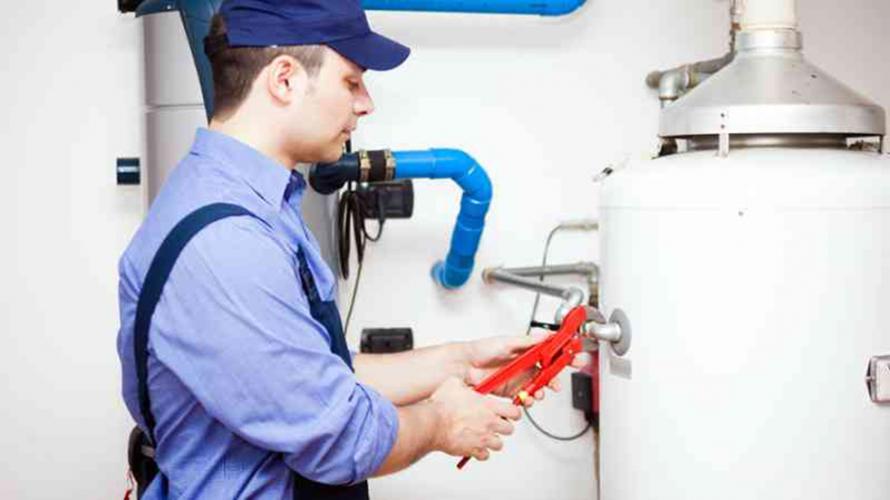 Instalador de Calefacción y Agua Sanitaria