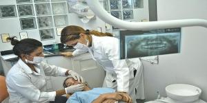Auxiliar odontologia