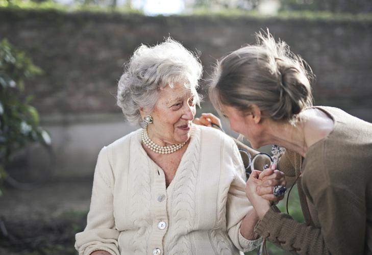 Cuiddor personas mayores