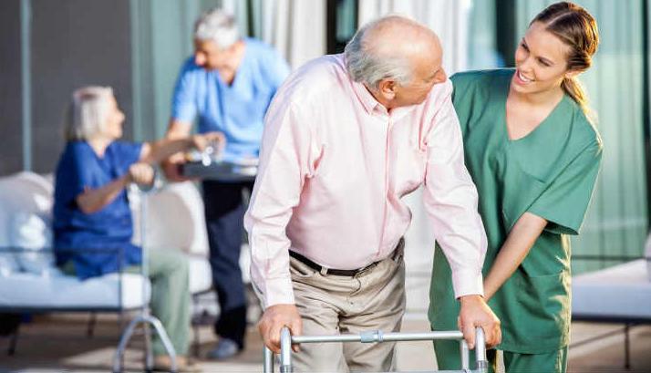 Como ser residencia ancianos
