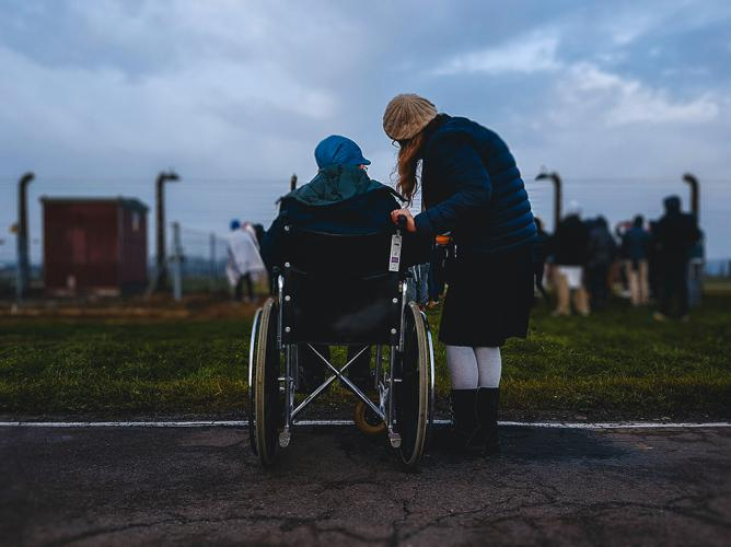cuidador personas discapacitadas