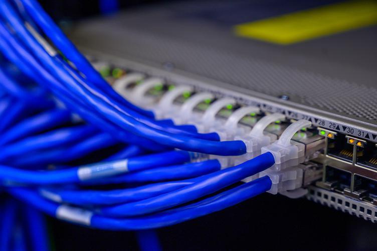 Técnico e instalador de redes