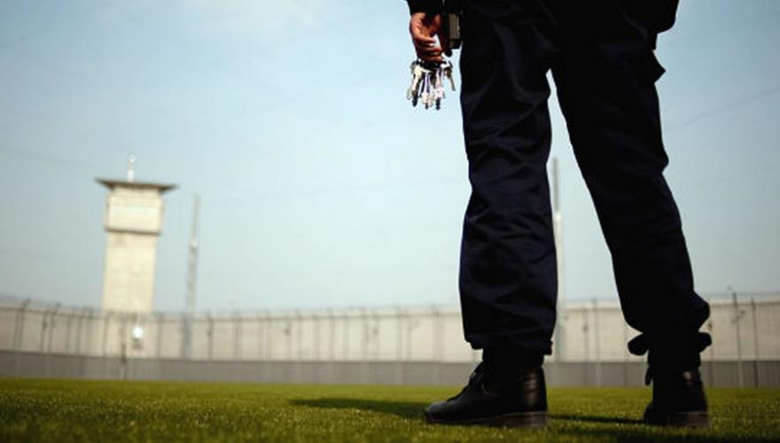 Como ser Ayudante de instituciones penitenciarias