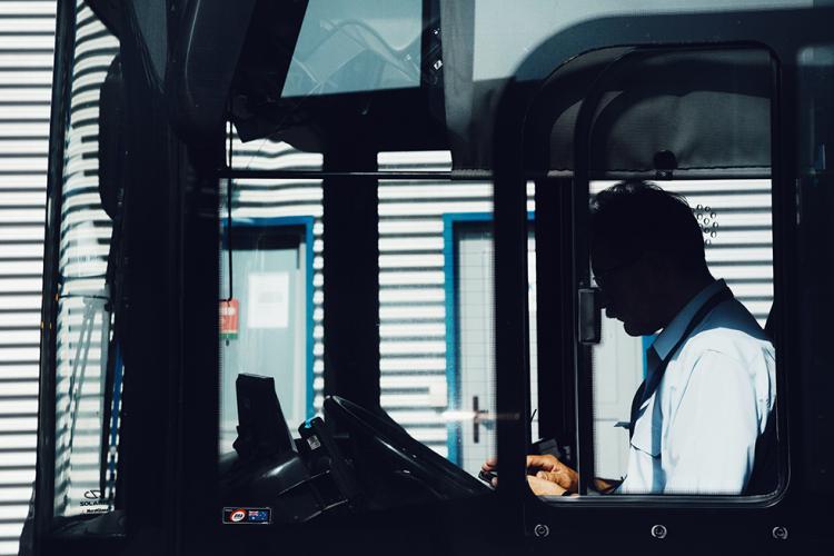 Como ser Conductor de autobús