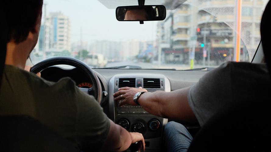 Como ser Examinador de conducir