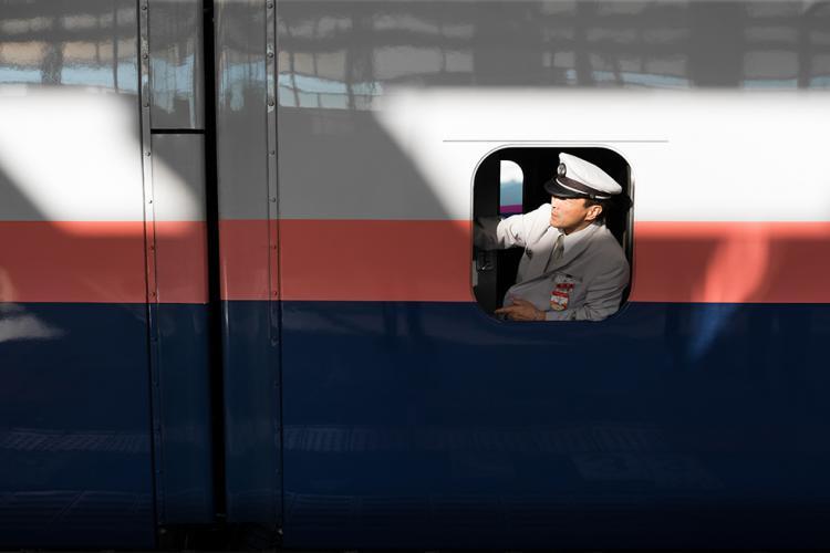 Como ser Maquinista de tren