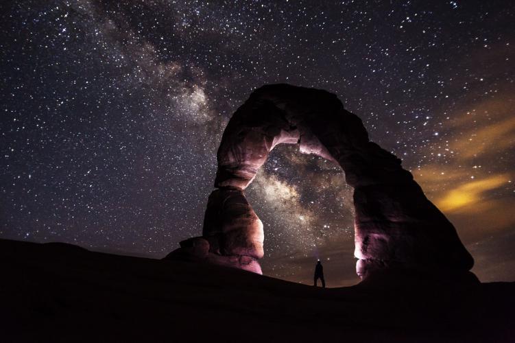 Como ser astronomia