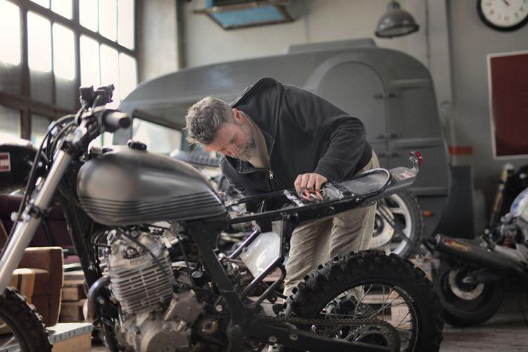 Como ser Mecánico de motos