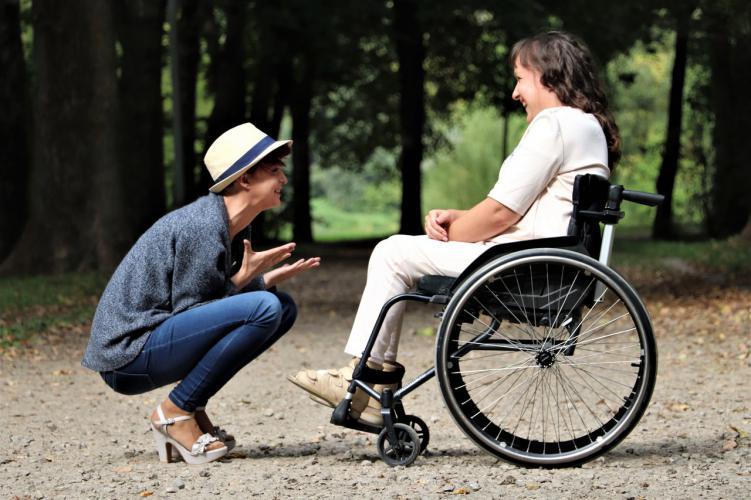 Como ser integracion social discapacidad