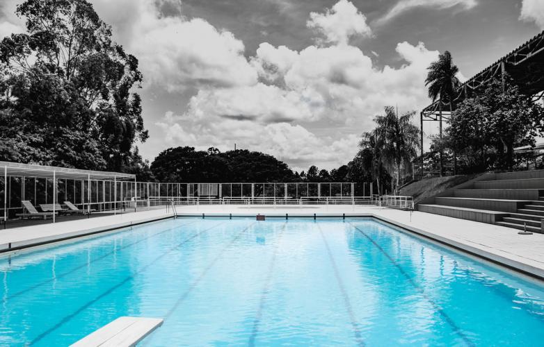 Como ser piscina