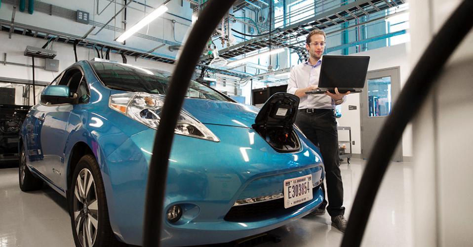 Como ser Electromecánico Car Electric car
