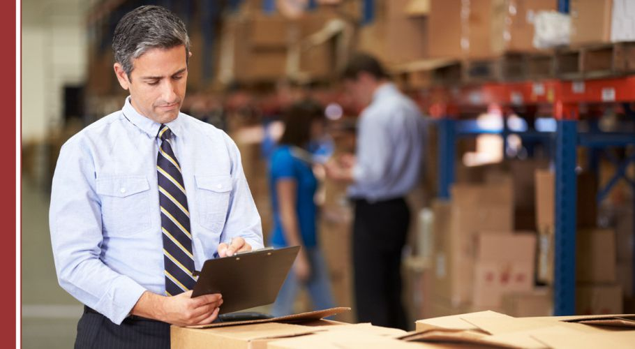 Manager en logistics
