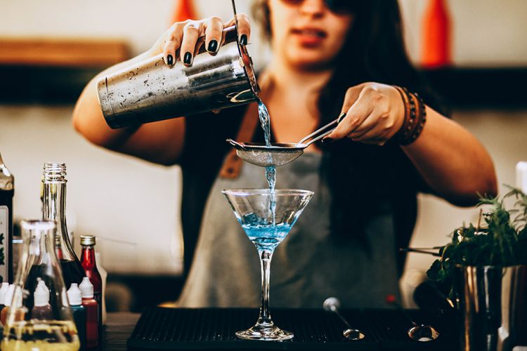 Como ser Barman