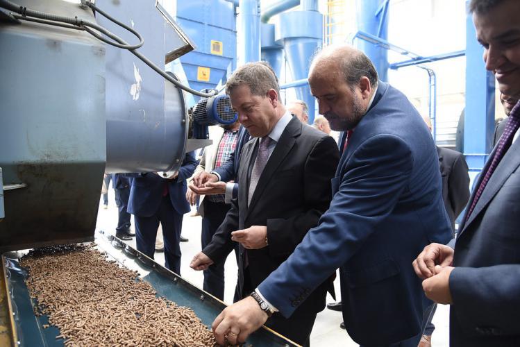 Como ser tecnico instalación biomasa