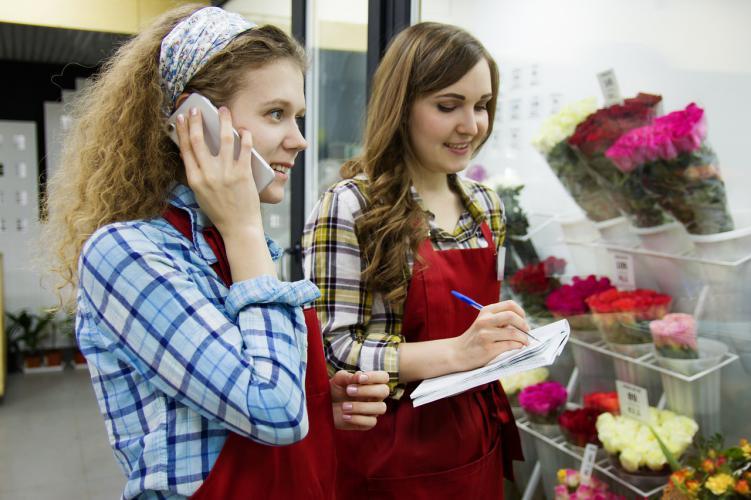 Como ser ventas floristeria