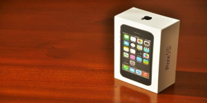 packaging movil iphone