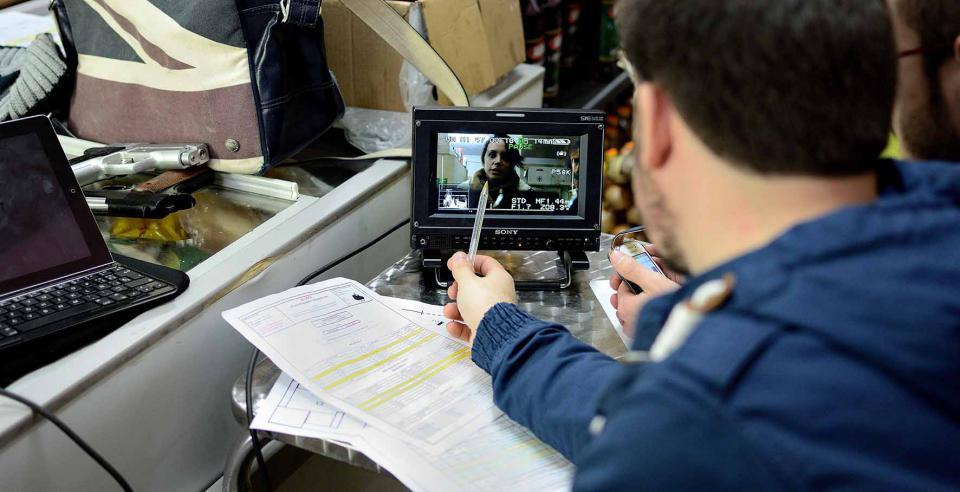 Como ser produccion audiovisual