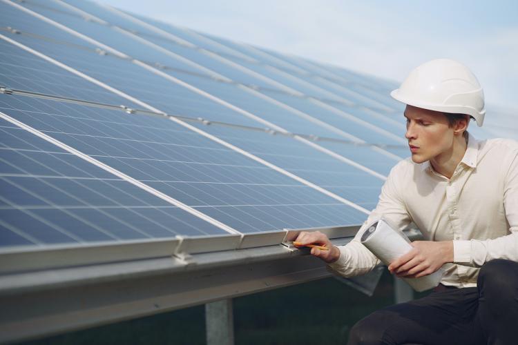 Como ser energia solar