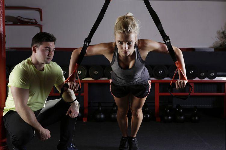 Como ser Entrenador Personal Salas Fitness