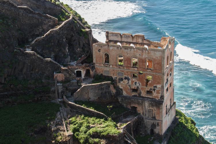 Como ser patrimonio ruinas