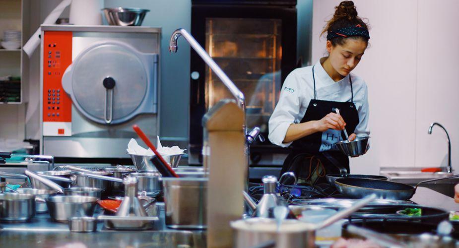 Director de Proyectos Creativos en Gastronomia Culinaria
