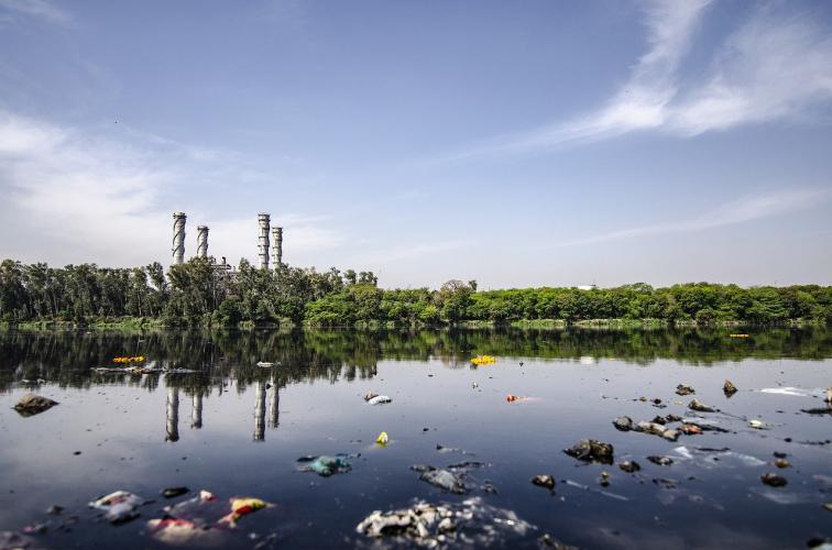 contaminacion residuos