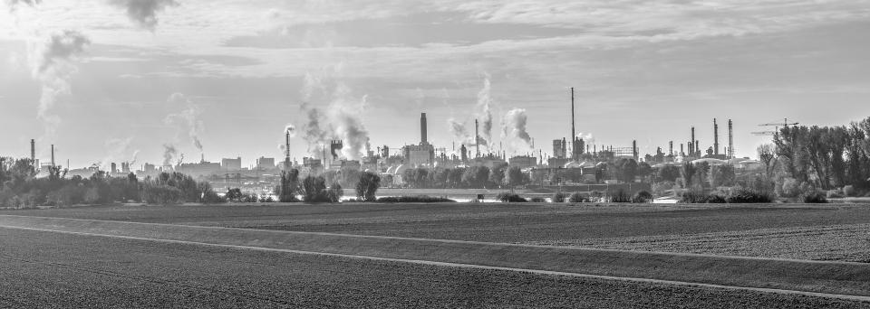 Como ser fabricas industria contaminacion