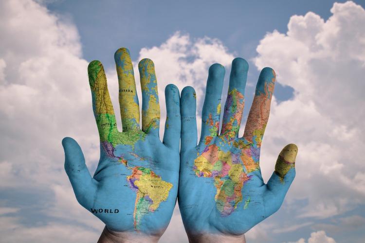Como ser mundo manos