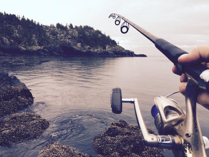 Como ser pesca rio
