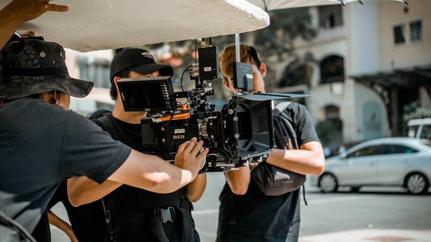 Como ser Ayudante de dirección de cine