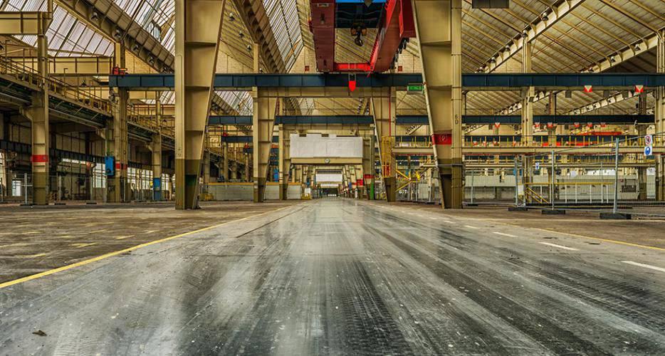 Montador centros de producción