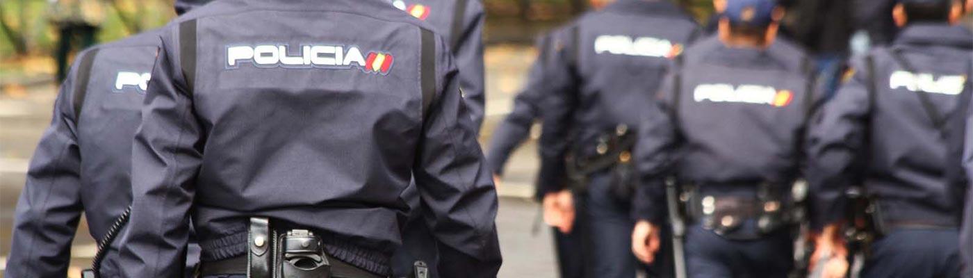 Policía foto 2