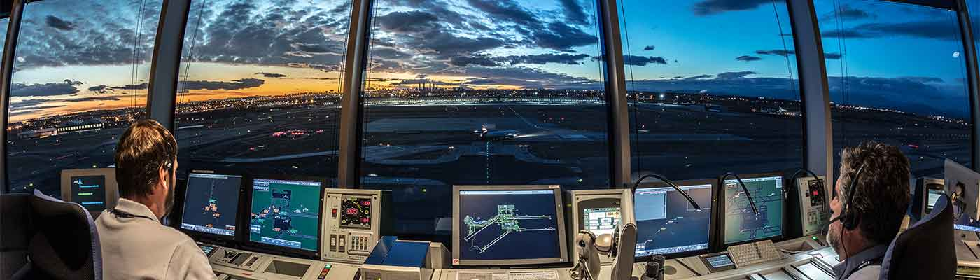 Controlador Aéreo foto 1