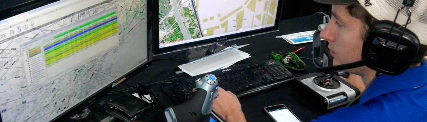 Controlador Aéreo foto 3