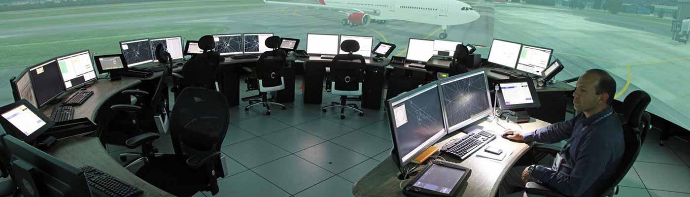 Controlador Aéreo foto 4