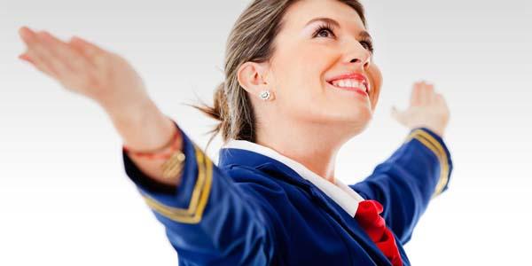 de Auxiliar de Vuelo. Los cursos de auxiliar de vuelo están diseñados para ti